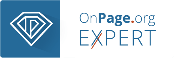 OnPage.org Experts Badge